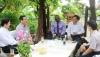 Giám đốc WB tại Việt Nam tham quan Cà phê doanh nghiệp của Đồng Tháp